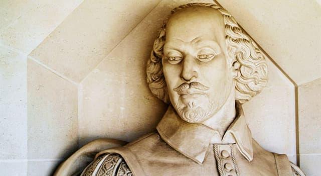 Kultura Pytanie-Ciekawostka: W której sztuce Shakespeare'a pojawia się duch, twierdzący, że została mu wlana do ucha trucizna?