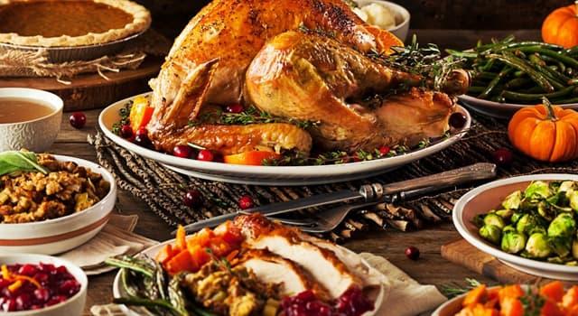 Kultura Pytanie-Ciekawostka: W który dzień tygodnia obchodzone jest święto Dziękczynienia w Kanadzie?