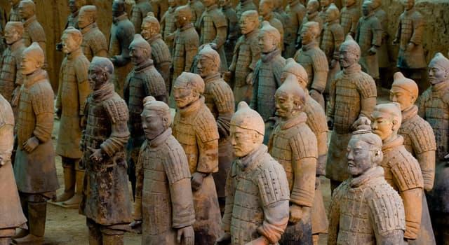 Kultura Pytanie-Ciekawostka: W którym chińskim mieście znajdziesz Terakotową Armią?
