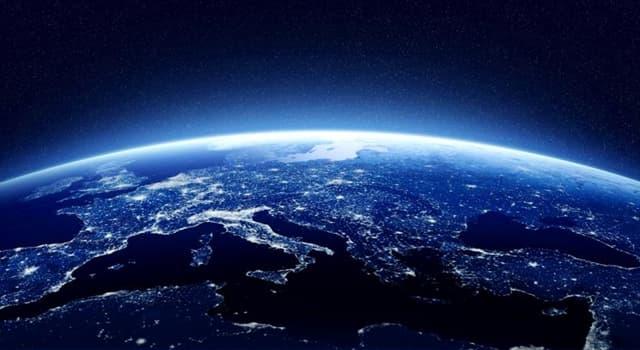 Geographie Wissensfrage: Was ist der am dünnsten besiedelte souveräne Staat der Welt?