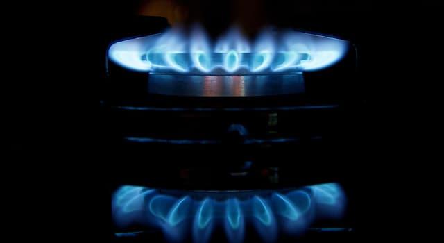 Natur Wissensfrage: Was ist der Hauptbestandteil des Erdgases?