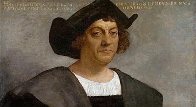 Geschichte Wissensfrage: Welche Pflanze fand Kolumbus bei seiner ersten Reise nach Amerika?