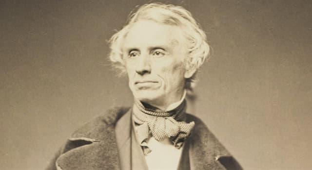 Gesellschaft Wissensfrage: Welche Staatsangehörigkeit hatte der Erfinder Samuel F. B. Morse?