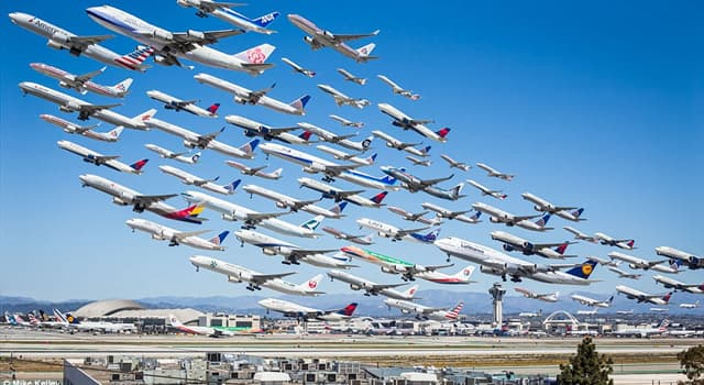 """Gesellschaft Wissensfrage: Welches Flugzeug ist auch als """"Jumbo-Jet"""" bekannt?"""