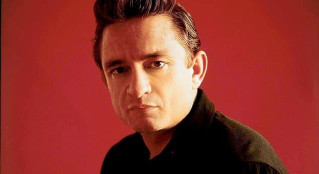 Kultur Wissensfrage: Welches Lied von Johnny Cash wurde für die Werbung einer Hämorrhoidensalbe benutzt?