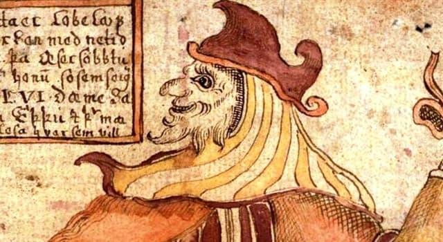 Kultur Wissensfrage: Wer in der nordischen Mythologie konnte seine Gestalt und sein Geschlecht wechseln?
