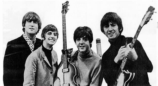 """Kultur Wissensfrage: Wer war der älteste in der britischen Rockband """"The Beatles""""?"""