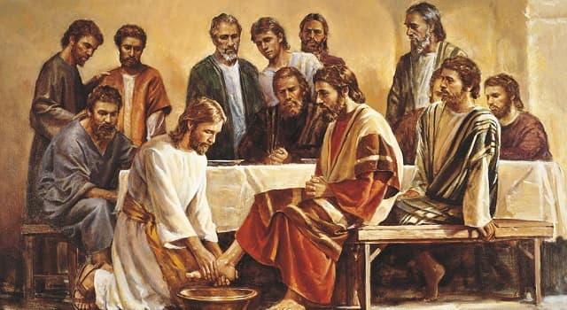 Kultur Wissensfrage: Wer war der jüngste Jünger Jesu Christi?