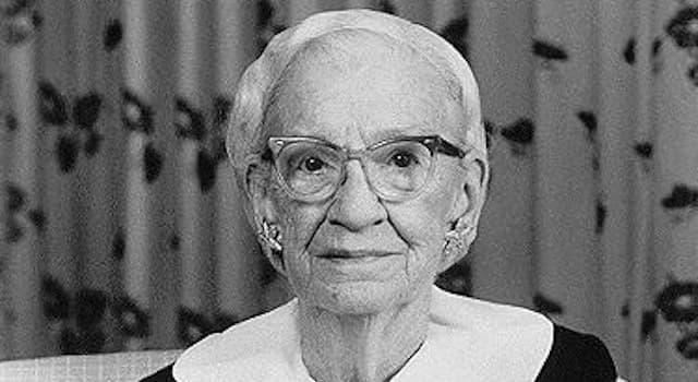 Geschichte Wissensfrage: Wer war Grace Hopper?