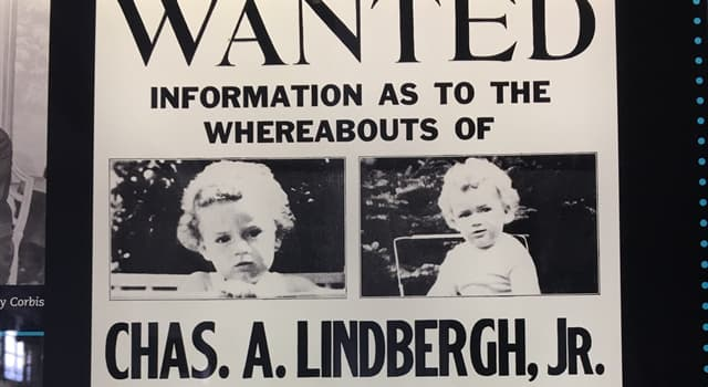 History Trivia Question: What happened to the kidnapped child, Charles Augustus Lindbergh Junior?