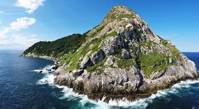 Geography Trivia Question: What is the island of 'Ilha da Queimada Grande' also known as?