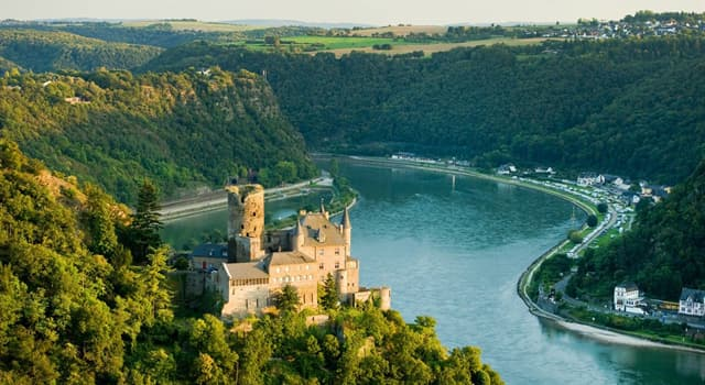 Geography Trivia Question: What is the largest and most populous city that stands on the river Rhine?
