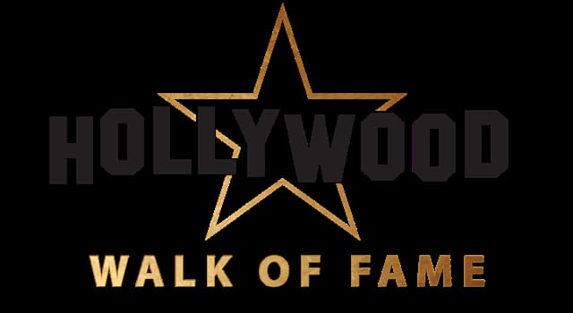 """Culture Trivia Question: What symbol is used for the category """"live theatre"""" on the Hollywood Walk of Fame?"""