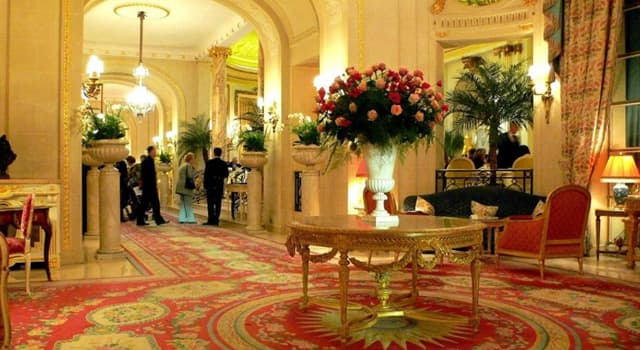 Society Trivia Question: What was the first name of Swiss hotelier Ritz, who opened the Ritz Hotel in London in 1905 ?
