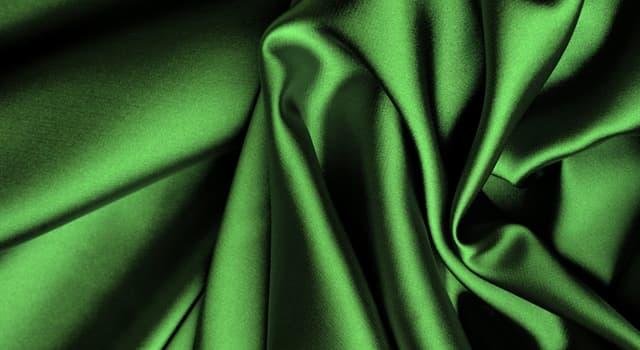History Trivia Question: Where did silk farming originate?
