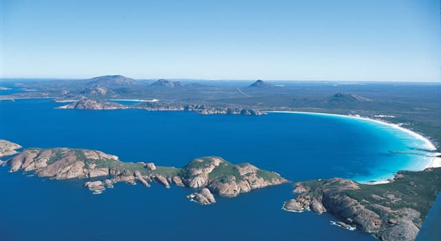 Geography Trivia Question: Where is Cape Le Grand National Park?