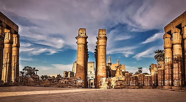 Geography Trivia Question: In which country is Luxor located?