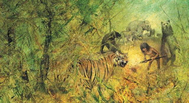 Culture Trivia Question: Which animal was Rikki-Tikki-Tavi in the story by Rudyard Kipling?
