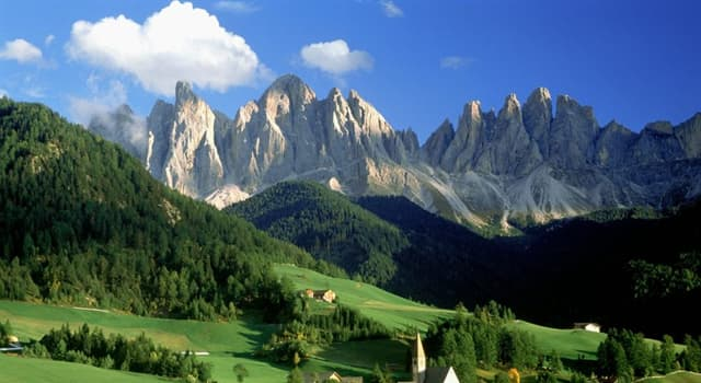 Geography Trivia Question: Which capital city in Europe has the highest elevation?