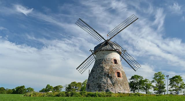 Culture Trivia Question: Which character from Spanish literature had an issue with a windmill?