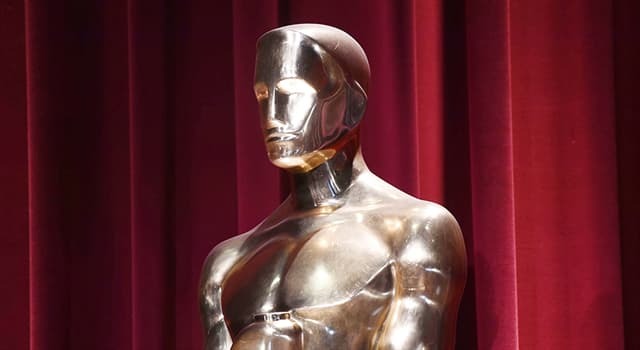 Movies & TV Trivia Question: Which film concerns Hal Mohr as the only person to win an Oscar (write-in) without being nominated?