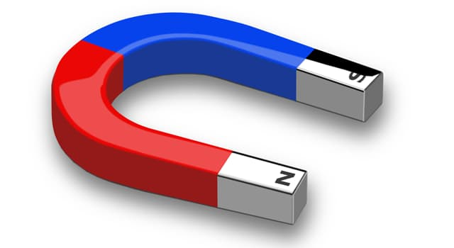 Science Trivia Question: Which of the following substances is non-magnetic?