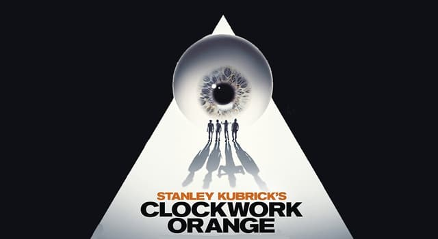 """Movies & TV Trivia Question: Which of these authors' books is the film """"A Clockwork Orange"""" based upon?"""