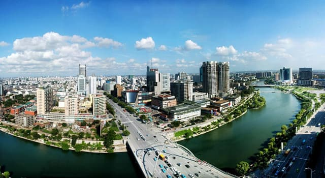 Geography Trivia Question: Which of these cities is called the Garden City?