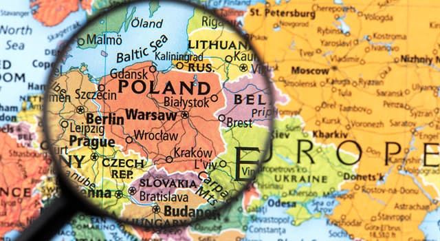 Geography Trivia Question: Which of these is the second-largest and one of the oldest cities in Poland?