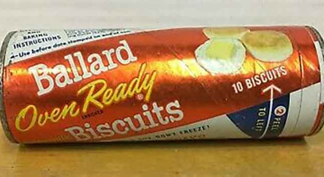 Society Trivia Question: Who invented the biscuit dough tube?