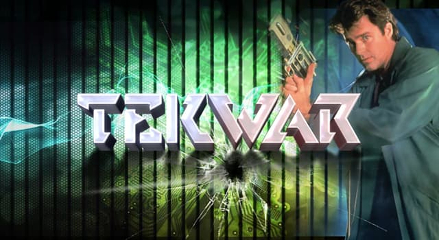 """Culture Trivia Question: Who is credited in writing the science fiction novel """"TekWar""""?"""