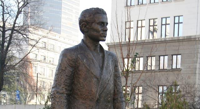 History Trivia Question: Who was Gavrilo Princip?