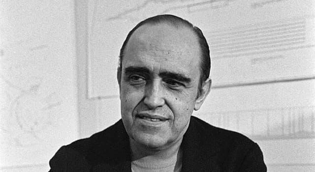 Society Trivia Question: Who is Oscar Niemeyer?