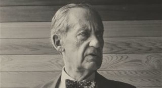 Culture Trivia Question: Who was Walter Gropius?