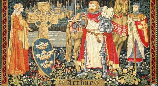 Culture Trivia Question: Who was King Arthur's treacherous sister?