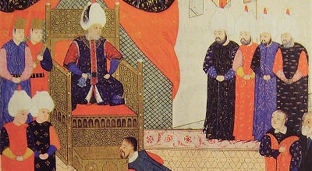 """History Trivia Question: Who was called """"Suleiman the Magnificent""""?"""