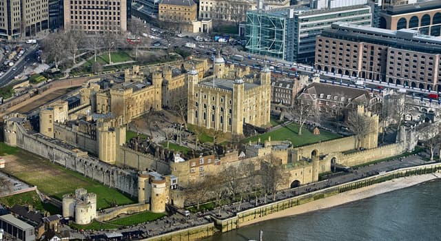 History Trivia Question: Who was the last person to be executed at the Tower of London?