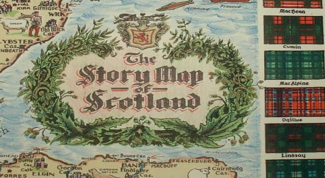 """Culture Trivia Question: Who wrote the autobiographical book, """"Made in Scotland: My Grand Adventures in a Wee Country""""?"""