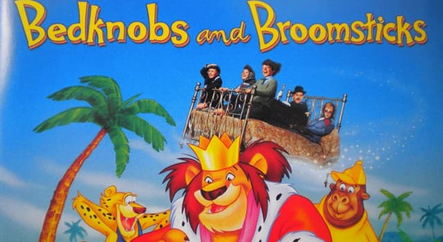 """Culture Trivia Question: Who wrote the children's books that were adapted into the film """"Bedknobs and Broomsticks""""?"""
