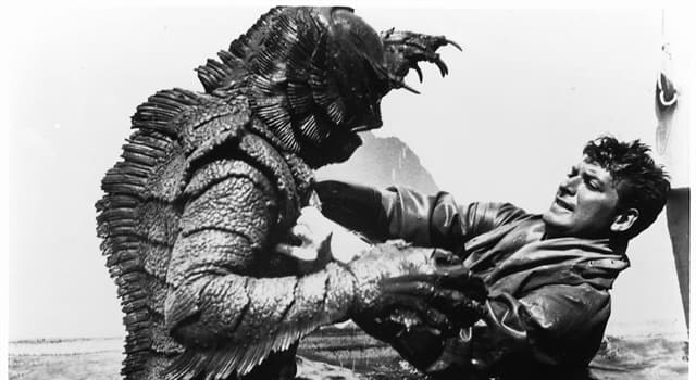 """Movies & TV Trivia Question: Whose film debut was in """"Revenge of the Creature""""?"""