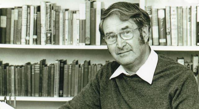 Kultura Pytanie-Ciekawostka: Za swoją pracę Stanley Middleton zdobył Nagrodę Bookera?