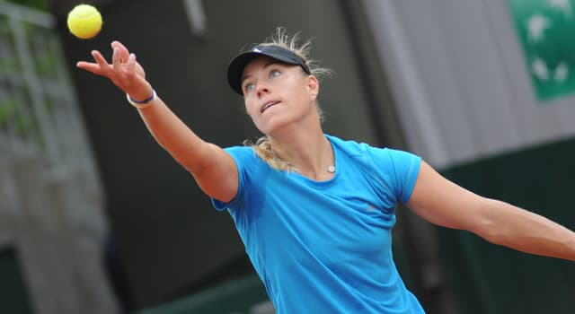 Sport Trivia Question: Angelique Kerber beat which tennis star to become worlds' woman champion in 2018?