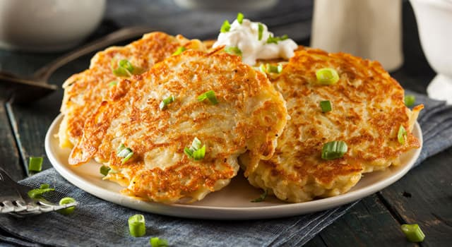 Culture Trivia Question: Boxty is a type of traditional potato pancake from which country?