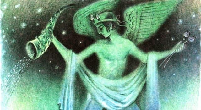 Культура Запитання-цікавинка: Чиїм сином, відповідно до грецької міфології, був бог сновидінь Морфей?