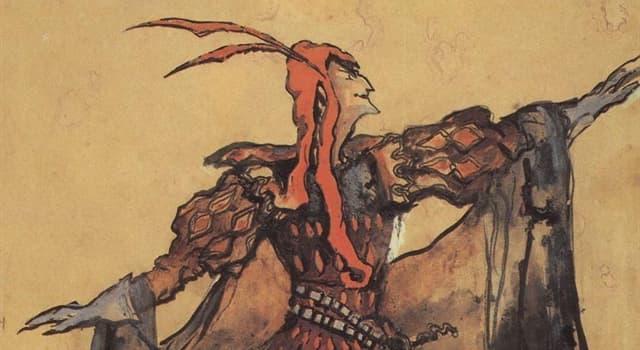 Культура Запитання-цікавинка: Що з перерахованого - образ злого духа в міфології епохи Відродження північної Європи?