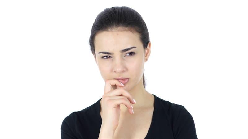 Наука Запитання-цікавинка: Що таке оніхофагія?