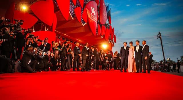 Фільми та серіали Запитання-цікавинка: Що є головною нагородою Венеціанського кінофестивалю?
