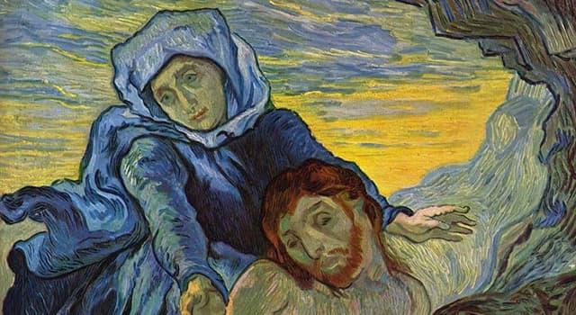 Культура Запитання-цікавинка: Чия картина зображена перед вами?