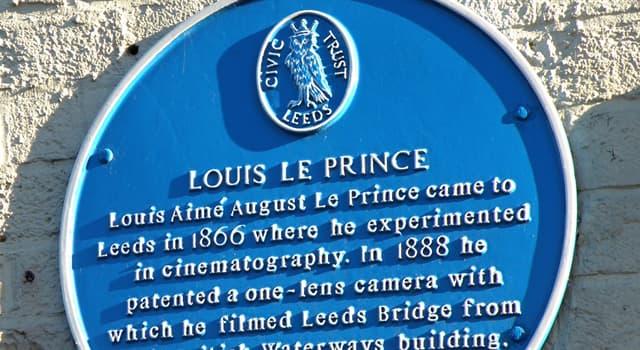 Kultura Pytanie-Ciekawostka: Co się stało z francuskim artystą i wynalazcą Louis Le Prince?