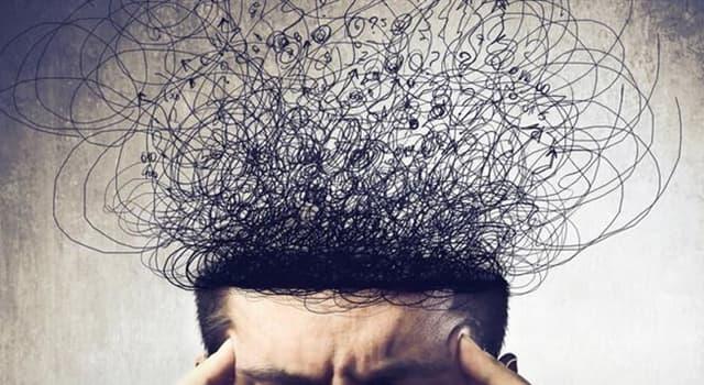 nauka Pytanie-Ciekawostka: Co z tego jest zaburzeniem neurologicznym?